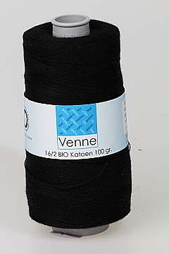 Organic Cotton Black 100g