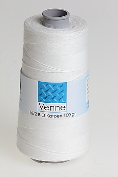 Organic Cotton white 100g