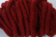 Felted Wool Band tomato 1m
