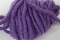 Felted Wool Band lilac 1m