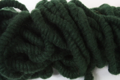 Felted Wool Band green tea 1m