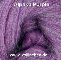 Alpaca Purple 100g