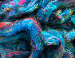 Sari Silk im Band Coral Reef 100g